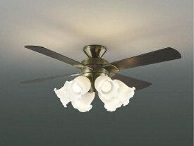 コイズミ KOIZUMI LEDシーリングファン[12畳用 /4570ルーメン] BM15707R[BM15707R]