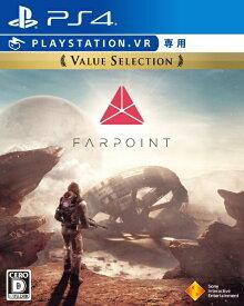 ソニーインタラクティブエンタテインメント Sony Interactive Entertainmen Farpoint Value Selection【PS4(VR専用)】