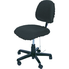 DESCO デスコ DESCO 静電気導電性 クリーンルーム 椅子カバー 7201