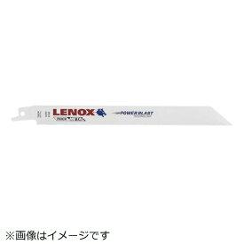 LENOX レノックス LENOX バイメタルセーバーソーブレード B814R 200mm×14山 (25枚入り) 1855567