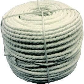 ユタカメイク YUTAKA ユタカメイク 不織布ロープ 3本撚 溶着有 10mm×270m 24910270