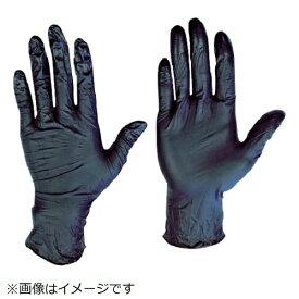 川西工業 川西 アイアングリップ グリッププラス50枚入ブラックLLサイズ 2063BK-LL