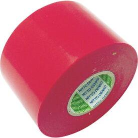 日東 Nitto 日東 ビニールテープNo.21トク 0.2mm×75mm×20m 赤 2巻入り 2175R