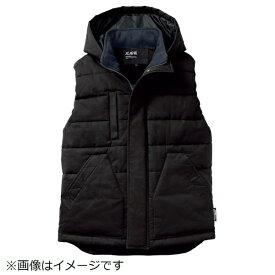 ジーベック XEBEC ジーベック 防寒ベスト213−90−3L 213-90-3L