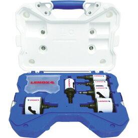 LENOX レノックス LENOX スピードスロット軸付ホールソーセット 電気設備工事用 600AE 34081600AE