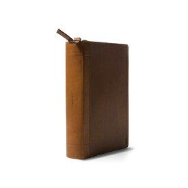 TWELVESOUTH Twelve South Journal CaddySack コニャック ガジェット収納 本革製ポーチ TWS-BG-000047