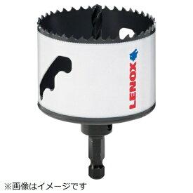 LENOX レノックス LENOX スピードスロット 軸付 バイメタルホールソー 38mm 5121020