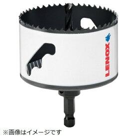 LENOX レノックス LENOX スピードスロット 軸付 バイメタルホールソー 111mm 5121049