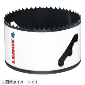 LENOX レノックス LENOX スピードスロット 分離式 バイメタルホールソー 89mm 5121738