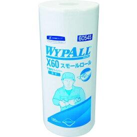 日本製紙クレシア crecia クレシア ワイプオールX60 スモールロール 60545