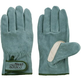 富士グローブ Fuji Glove 富士グローブ 牛床皮オイル加工マジック付 SN−32 LL 5373
