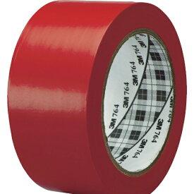 3Mジャパン スリーエムジャパン 3M ラインテープ 764 赤 50.8mm×32.9m 764 RED 50X32