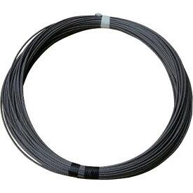 トーヨーコーケン Toyo Koken TKK BH−820専用交換ワイヤロープ ワイヤロープ φ6×21M (麻芯6×19) 6X21M BH-820