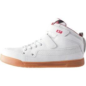バートル BURTLE バ−トル 作業靴 809−29−235 ホワイト 809-29-235