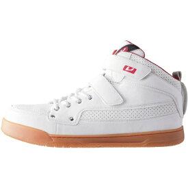 バートル BURTLE バ−トル 作業靴 809−29−255 ホワイト 809-29-255