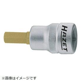 HAZET社 ハゼット HAZET ショートヘキサゴンソケット(差込角9.5mm) 8801K-9
