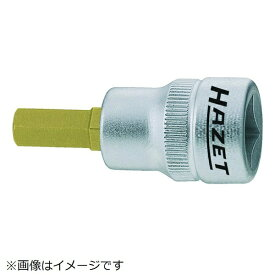 HAZET社 ハゼット HAZET ショートヘキサゴンソケット(差込角9.5mm) 8801K-10