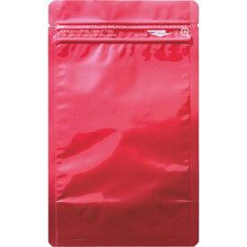 生産日本社 SEISANNIPPONSHA セイニチ 「ラミジップ」 アルミカラースタンドタイプ 赤 160×120+35 (50枚入) AL-1216R