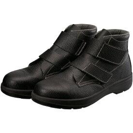 シモン Simon シモン 2層ウレタン底安全編上靴 AW28BK-25.0
