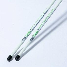 ヤマニ YAMANI スイング練習器 ツアースティック:2本入り(約117cm/ホワイト) TRMGNTT6