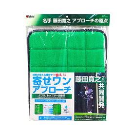 タバタ Tabata ゴルフ練習器 藤田タッチマット GV-0287