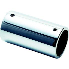 フジテック FUJITEK フジテック パイプ継手ストレート・25mm(ネジ止め付) B-28452