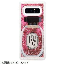 IPHORIA アイフォリア Galaxy Note8 TPUケース Perfume Round Rose