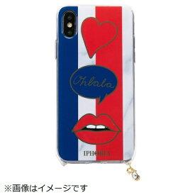 IPHORIA アイフォリア iPhone X/XS TPUケース Icons French
