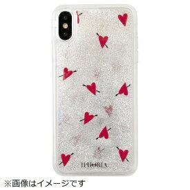 IPHORIA アイフォリア iPhone XS Max TPUケース Amore Transparent