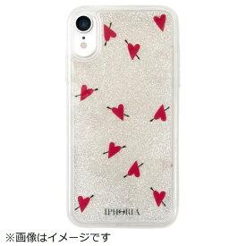 IPHORIA アイフォリア iPhone XR TPUケース Amore Transparent