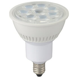 オーム電機 OHM ELECTRIC LED電球 ハロゲンランプ形 E11 6.8W 中角タイプ 電球色 LDR7L-M-E1111 電球色 [E11 /電球色]