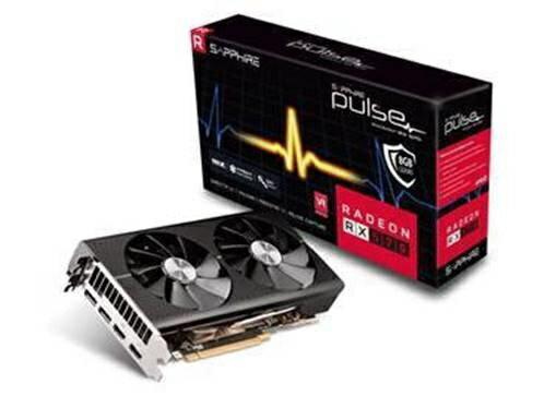 SAPPHIRE サファイヤ SAPPHIRE PULSE RADEON RX 570 8G GDDR5 DUAL HDMI / DUAL DP OC W/BP (UEFI) SA-PULSERX570-8GGD5OC [8GB /Radeonシリーズ][SAPULSERX5708GGD5O]