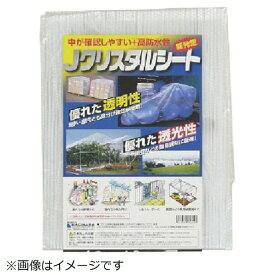 萩原工業 HAGIHARA 萩原 Jクリスタルシート 1.8m×2.7m CS-1827