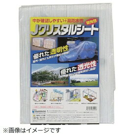 萩原工業 HAGIHARA 萩原 Jクリスタルシート 3.6m×5.4m CS-3654