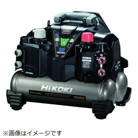 工機ホールディングス Koki HiKOKI 釘打機用エアコンプレッサ8L  セキュリティ機能付 EC1245H3