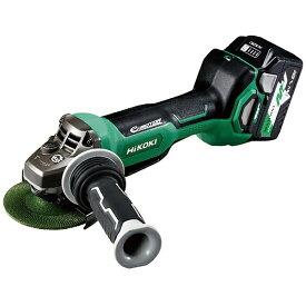 工機ホールディングス Koki HiKOKI 36Vコードレスディスクグラインダ100mm ブレーキ・パドルスイッチ 新マルチボルト G3610DB-XP