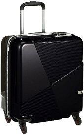 ヒデオワカマツ HIDEO WAKAMATSU スーツケース 42L(48L) マックスキャビンEX ブラック 85-76581 [TSAロック搭載]