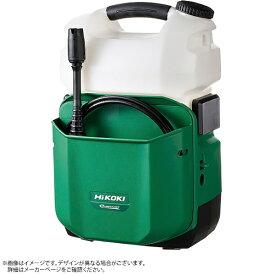 工機ホールディングス Koki HiKOKI 14.4Vコードレス高圧洗浄機6.0Ah AW14DBL-LYP[AW14DBLLYP]