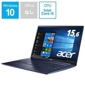 ACER エイサー Swift 5 ノートパソコン チャコールブルー SF515-51T-H58Y/B [15.6型 /intel Core i5 /SSD:512GB /メモリ:8GB /2019年3月モデル][15.6インチ 新品 windows10 SF51551TH58YB]