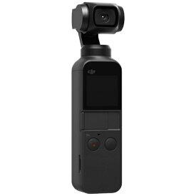 DJI ディージェイアイ Osmo Pocket 3軸ジンバルスタビライザー搭載4Kカメラ OSPKJP[オスモ ポケット 手ぶれ補正 ビデオカメラ]