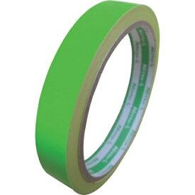 日東エルマテリアル Nitto L Materials 日東エルマテ 蛍光テープ 15mmX5m グリーン LK-15GN