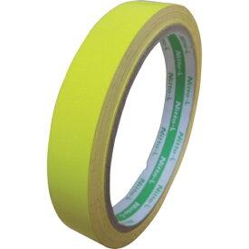 日東エルマテリアル Nitto L Materials 日東エルマテ 蛍光テープ 15mmX5m レモン LK-15LY
