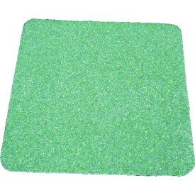 日東エルマテリアル Nitto L Materials 日東エルマテ ノンスリップテープ 125mmX125mm グリーン LS-125125GN