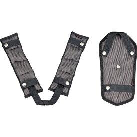 TJMデザイン タジマ 安全帯肩パットCKR 背中パット付 フリーサイズ KPCKR-BF