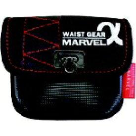 マーベル MARVEL マーベル WAIST GEAR(小物入れ 角底タイプ)レッド MDP-71AR