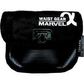 マーベル MARVEL マーベル WAIST GEAR(小物入れ 角底タイプ)ブラック MDP-71ABK