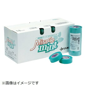 カモ井加工紙 KAMOI カモ井 マスキングテープ 壁紙・石膏ボード用(6巻入) MIRACLEMINTJAN-21