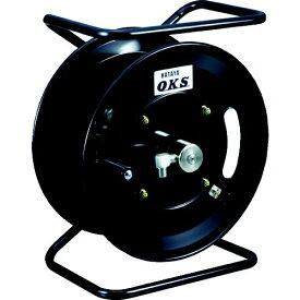 ハタヤリミテッド HATAYA OKS 高圧ホースリール 耐圧20.5MPa 手動巻移動スタンド型(ホースなし) HSP-12MS