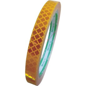 日東エルマテリアル Nitto L Materials 日東エルマテ 高輝度プリズム反射テープ10mmX5M イエロー HTP-10Y