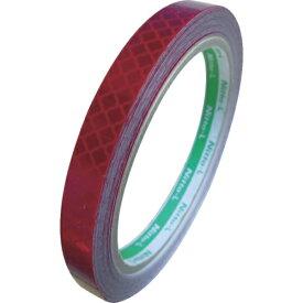 日東エルマテリアル Nitto L Materials 日東エルマテ 高輝度プリズム反射テープ10mmX5M レッド HTP-10R